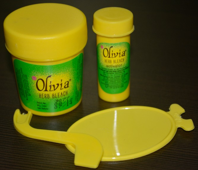 olivia herb bleach cream 4