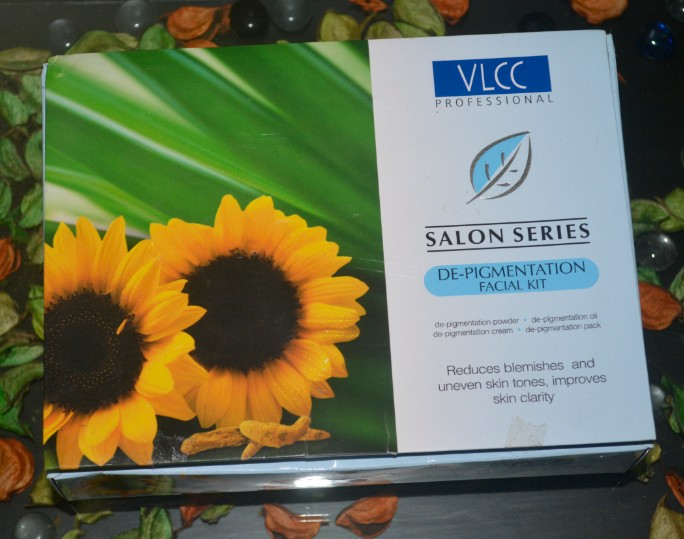 vlcc depigmentation facial kit