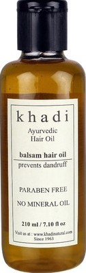 khadi anti dandruff hair oil