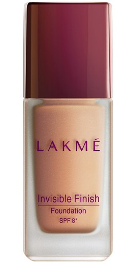 lakme invisible finish