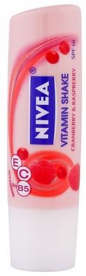 nivea cranberry & raspberry