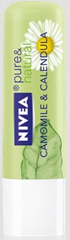 nivea pure and natural acmomile and calendula