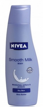 nivea smooth milk