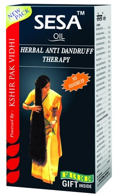 sesa herbal anti dandruf therapy