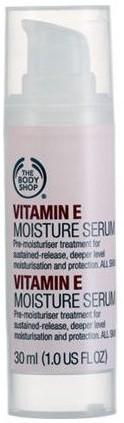 thebodyshop vitamin e moisture serum