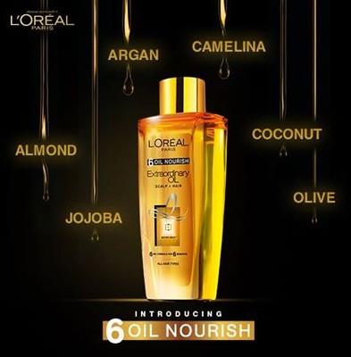 loreal 6 oil nurish 1