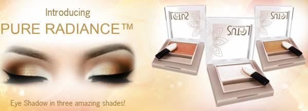 lotus pure radiance eye shadow