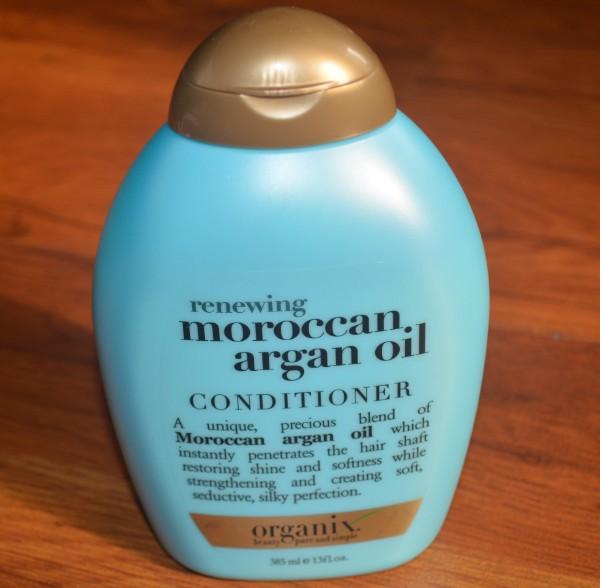 Organix Moroccan Argan Oil Conditioner Review Indian