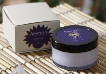ananda facial moisturizer for oily skin