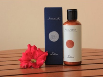 ananda lotion