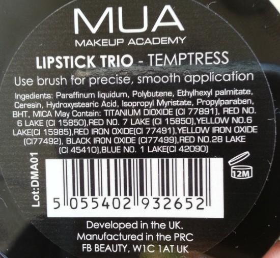 mua lipstick trio 3