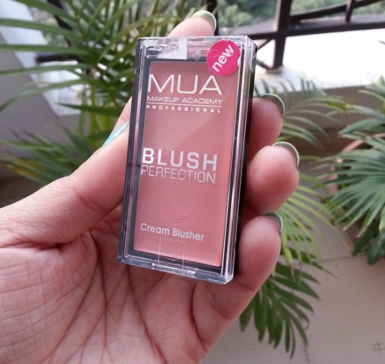 mua perfection cream blusher dolly 4