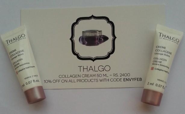 thalgo collagene creme wrinkle smoothing 1