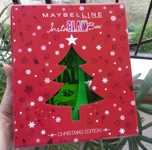 maybelline instaglam box review