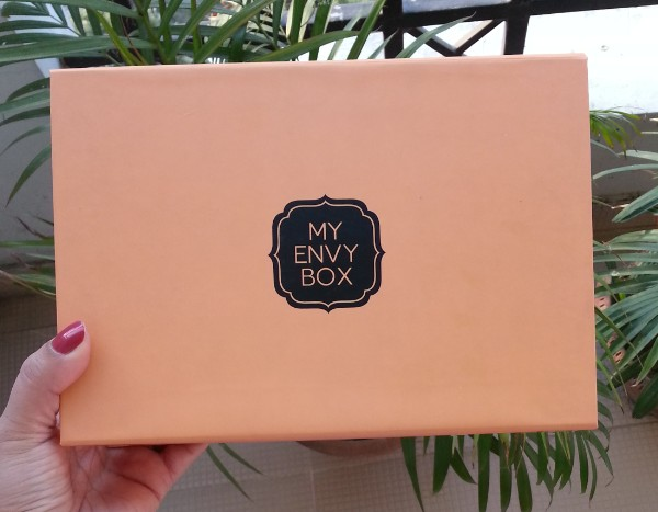 my envy box march 2014 1