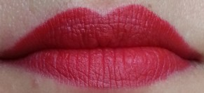 lakme 9-5 lip liner red review 7