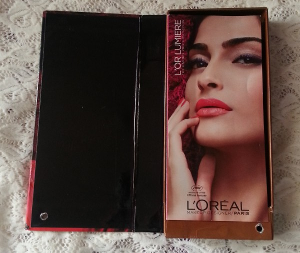 l'oreal l'or lumiere cannes collection spring radiance 2