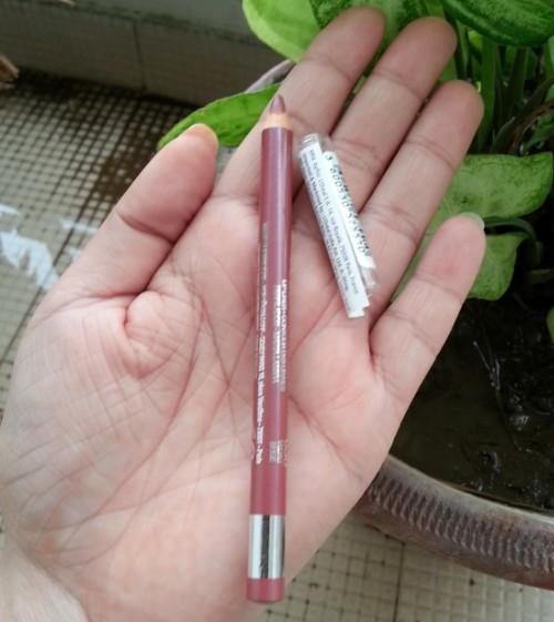 maybelline color sensational lip liner velvet beige review 7
