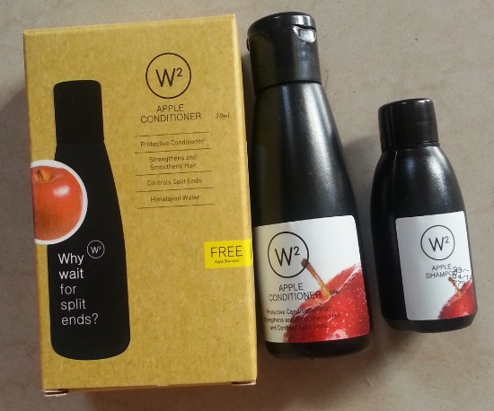 w2 (why wait) apple conditioner