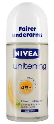 Nivea deo roll on