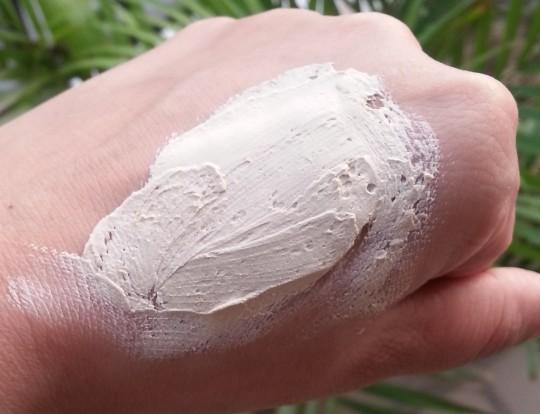 bio bloom skin care face pack oatmeal, yogurt, honey review
