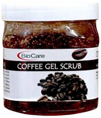 bio care coffee gel scrub