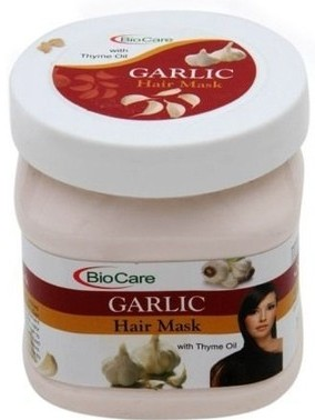 bio care garlic mask