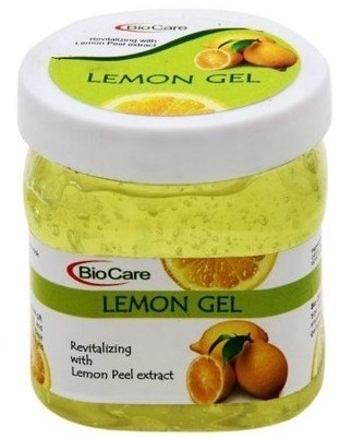 bio care lemon gel