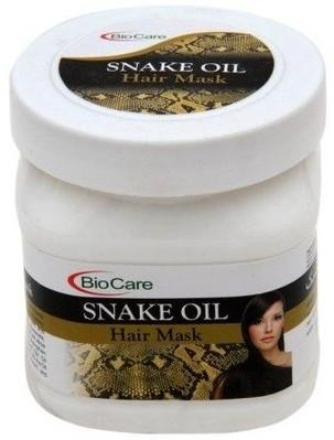 bio care snake oil hair maks