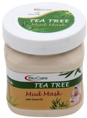 bio care tea tree mud mask