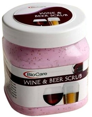 bio care wine & beer scrub