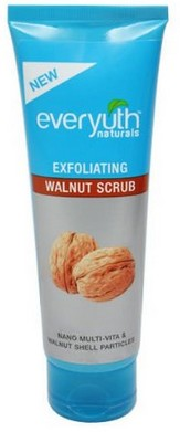 everyuth ecfoliating walnut scrub