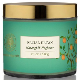 forest essentials narangi & nagkesar Facial Ubtan