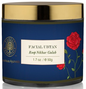 forest essentials roop nikhar facial ubtan