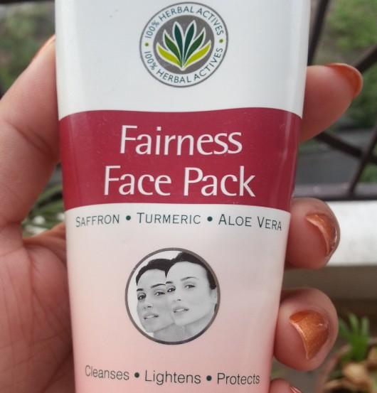 himalaya fairness face pack review 1