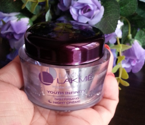 lakme youth infinity skin firming night creme review