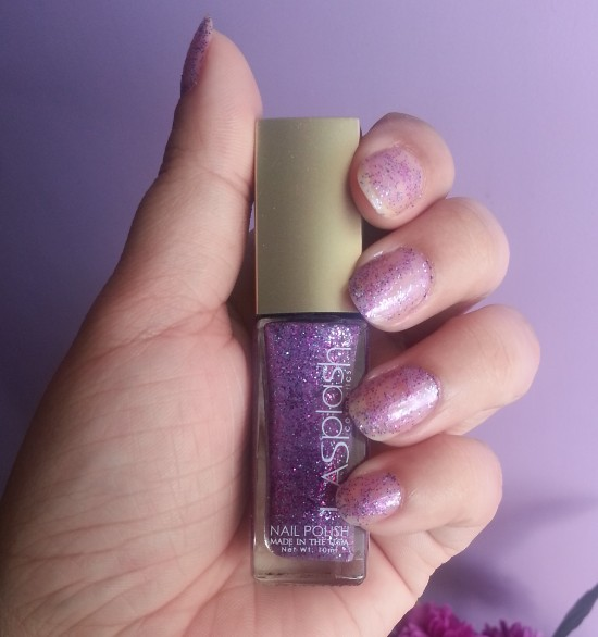 lasplash nail polish pretty jellyfish review
