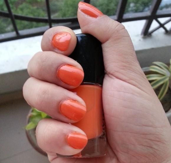 viviana pride nail lacquer shade 21 swatch 2