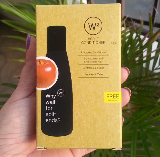 w2 (why wait) apple conditioner review