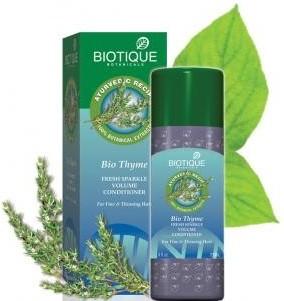 Bio thyme fresh volume conditioner