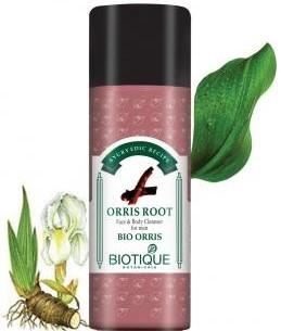 biotique bio orris root fit & fair cleanser for men