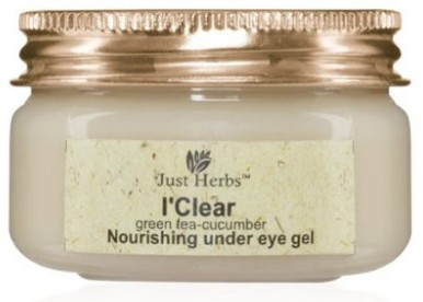 just herbs i'clear under eye gel