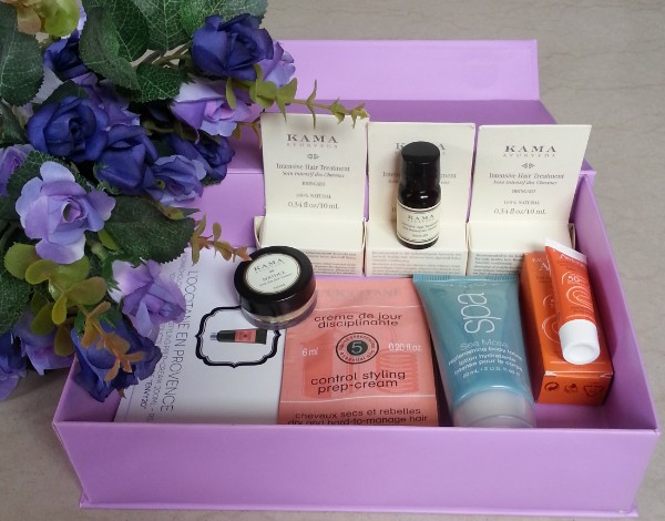 my envy box july 2014 review