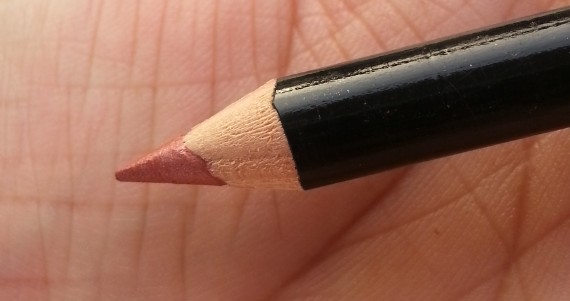 nyx lip liner pencil 850 nectar review swatches 6