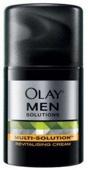 olay men revitalizing cream