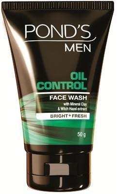 pond;s men oil control  face wash