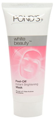 pond's white beauty peel offmask