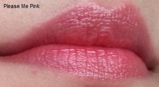 streetwear color rich ultramoist lipstick review please me pink 1