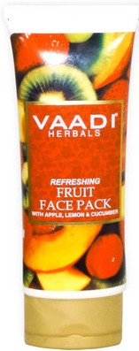 vaadi herbals refreshing fruit face pack