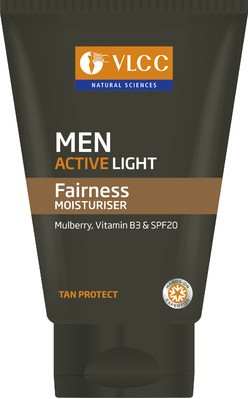 vlcc active light fairness moisturizer